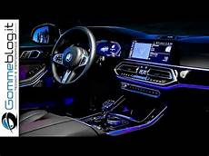 First Car With Ambient Lighting Bmw X5 2019 Interior The Best Ambient Lighting Or Not