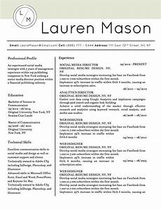 Resume Layouts For Microsoft Word Job Winning Resume Templates For Microsoft Word Amp Apple Pages