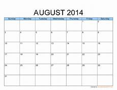Printable Calendar August Free Printable Calendar Free Printable Calendar August