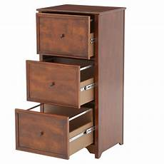 41 in file cabinet home office 3 drawer wood wooden