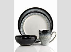 Denby Dinnerware, Halo 4 Piece Place Setting   Dinnerware