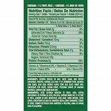 Activia Light Yogurt Nutrition Label Activia Nutrition Facts Blog Dandk