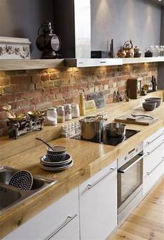 backsplash for kitchen walls brick backsplashes rustic and of charm