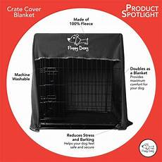 floppy dawg crate cover fits 42 inch crates or