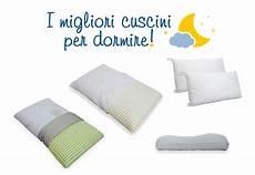 cuscino per dormire cuscino per dormire differenze tra memory foam e fibra