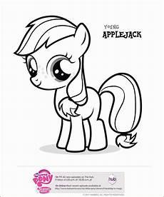 malvorlagen my pony kostenlos kinder zeichnen und