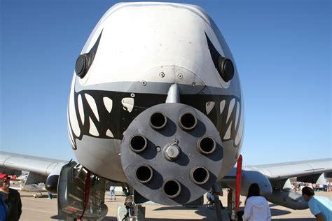 A10 Warthog Bullet Size
