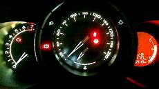 Citroen Ds3 Service Warning Light Citroen Ds3 Tacho Beim Start Youtube