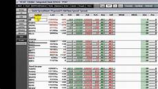 Spreadsheet Quotes Advanced Quote Displays Quote Spreadsheet Youtube