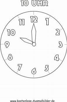 Malvorlage Uhr Ohne Zeiger Ausmalbild Uhr Ohne Zeiger Tippsvorlage Info