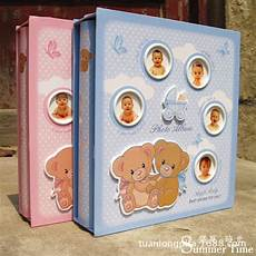 Cute Baby Albums 6 Inch 2016 New Cute Baby Kids Photo Album Interleaf Type