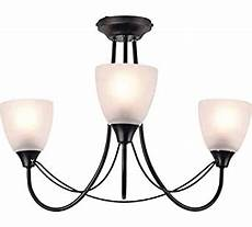 Amazon Ceiling Light Fittings Argos Home Symphony 3 Light Ceiling Fitting 3 Frosted