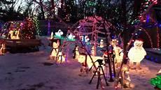 Lakewood Christmas Lights A Walking Tour Of Christmas Lights Display In Lakewood