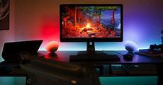Philips Hue Light Connect To Tv Philips Hue Sync Can Sync Lights With Your Music Games