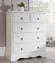 2 3 white chest of drawers large 5 draw