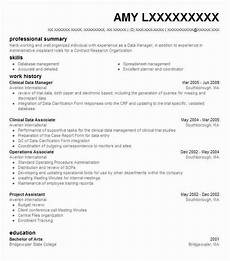 Clinical Data Manager Resumes Clinical Data Manager Resume Sample Manager Resumes