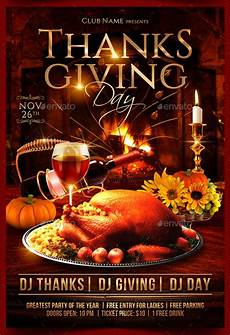 Thanksgiving Flyers 28 Thanksgiving Flyer Templates Psd Ai Vector Eps