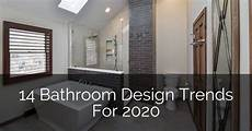 Home Trends And Design Reviews 14 Bathroom Design Trends For 2020 Home Remodeling