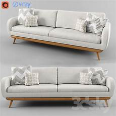 Small White Sofa 3d Image by 3d Models Sofa Modern White Sofa