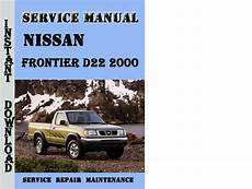 Download Car Manuals Pdf Free 2001 Nissan Frontier