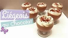 recette li 233 geois cr 232 me dessert