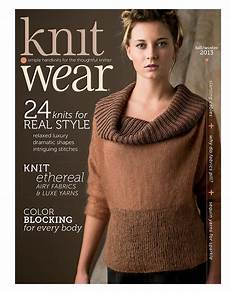 knit wear fall winter 2013 digital edition interweave