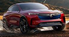 Opel Monza X 2020 by Buick Enspire Concept Unveiled As An Electric Crossover