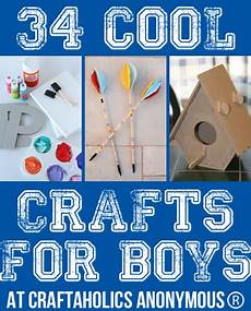 craftaholics anonymous 174 34 cool crafts for boys