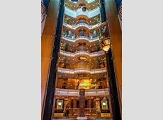 Navigator of the Seas lift design. Photo by Brian