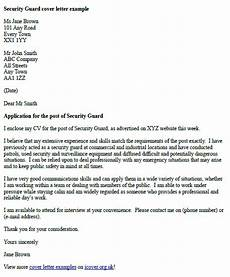 Cover Letter For Security Position Cover Letter For Security Position Security Guards Companies