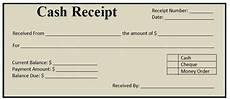Receipt For Money Paid 50 Free Receipt Templates Cash Sales Donation Taxi