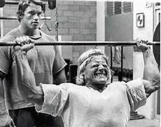 Correct Lifting Technique For Light To Medium Weight Arnold Schwarzenegger Blueprint Trainer Day 40