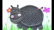 crochet applique crochet elephant applique