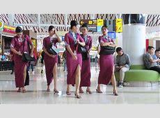 Pramugari Cantik Lion Air, Garuda Indonesia, Batik Air dan