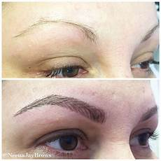 before and after microblading microblading is a manual
