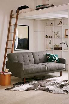 berwick mid century sleeper sofa home sofa