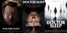 look three new posters for doctor sleep revealed