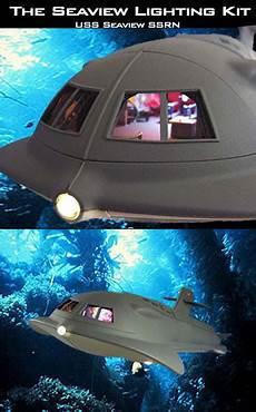 Moebius Seaview Lighting Kit Voyage To The Bottom Of The Sea Seaview 39 Lighting Kit