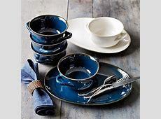 Soup Bowl And Plate Set & Soup Bowl (Set Of 4)