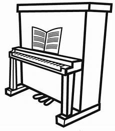 gratis malvorlagen klavier kostenlose malvorlage musik klavier zum ausmalen