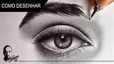 desenho a lapis como desenhar um olho realista how to draw realistic