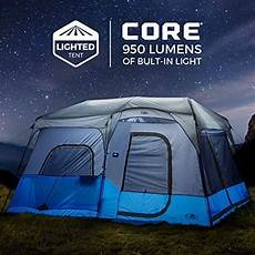 camping tent with built in lights best camping lights for lighting your campsite led