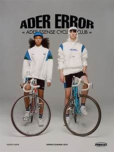 clothes labels for biking fashion retailer ssense introduces 90s inspired cycling