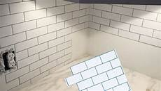 peel and stick kitchen backsplash tiles peel and stick vinyl tiles for non profession beginner