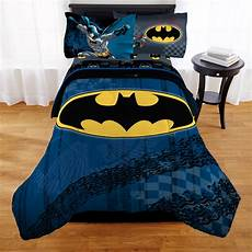 batman bedding set bed in a bag reversible