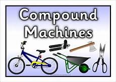 Compound Machines Compound Machines Display Poster Sb10697 Sparklebox