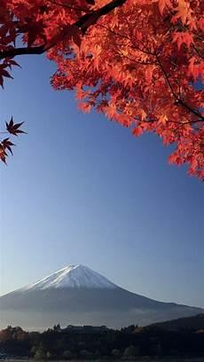 iphone x wallpaper hd japan mount fuji japan in autumn iphone 5 wallpaper hd free