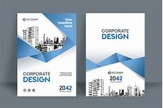 Book Covers Design Templates Light Blue Geometric City Background Business Book Cover