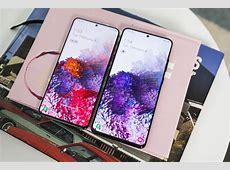Samsung Galaxy S20 v S20 : How do the non Ultra phones
