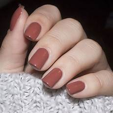 Light Brown Nail Color How To Get Tan Brown Nails In Seventies Retro Style